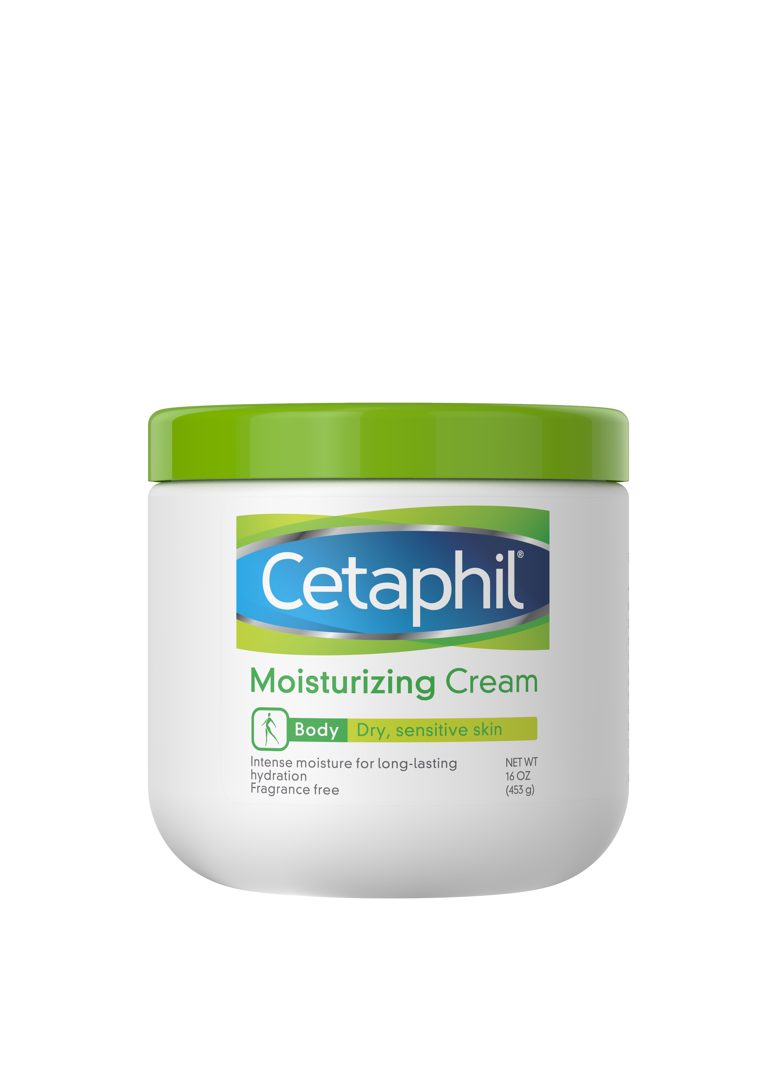 Cetaphil Moisturizing Cream - FRONT