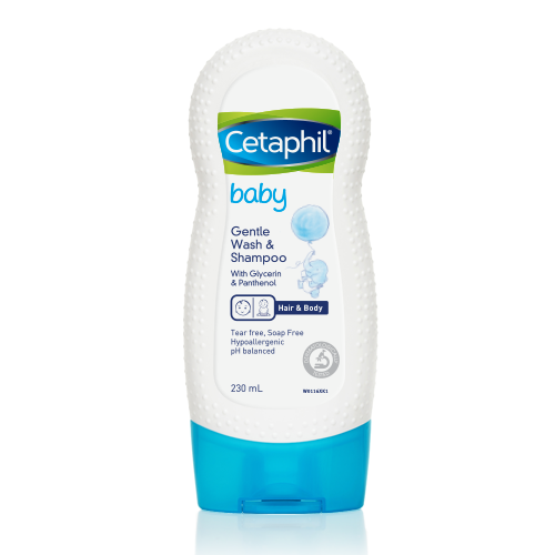 Cetaphil Baby Gentle Wash and Shampoo -img