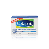 Cetaphil Gentle Cleansing Antibacterial Bar-img