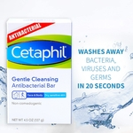 Cetaphil Gentle Cleansing Antibacterial Bar 2