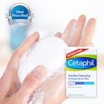 Cetaphil Gentle Cleansing Antibacterial Bar 5