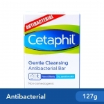 Cetaphil Gentle Cleansing Antibacterial Bar 1